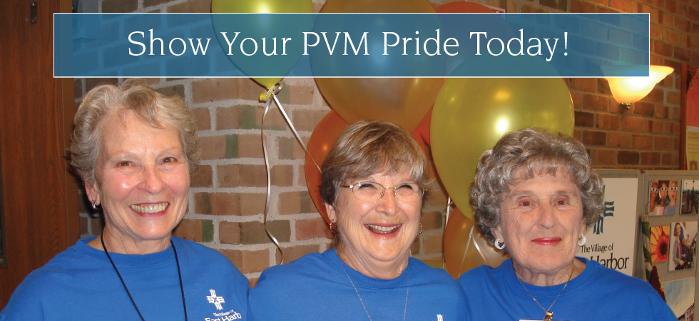 Show Your PVM Pride Today!
