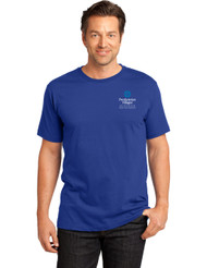 Crew T-Shirt Deep Royal Front