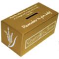 Coin Bank & Ballot Box