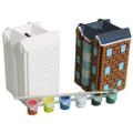 Ceramic Castle Charity Box