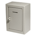 Metal Charity Box,  Suggestion Box for Wall Mount Use, -08
