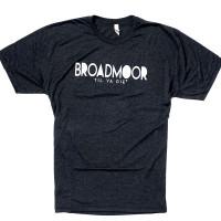 Broadmoor TYD Tee (black)