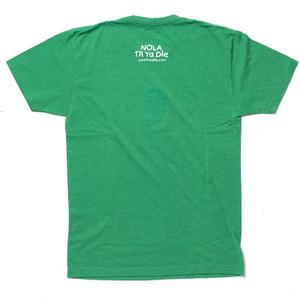 NTYD Irish FDL Unisex Tee (Green Heather)