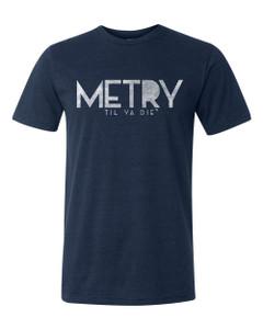 Metry TYD Adult (Navy Heather)