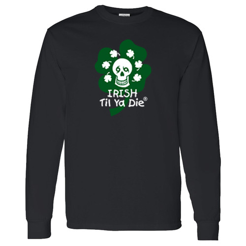 Irish TYD Long Sleeve (Black)