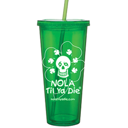 NTYD Irish Tumbler 20 oz (Green)