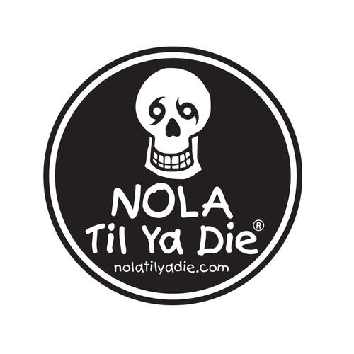 Logo Magnet (Black)