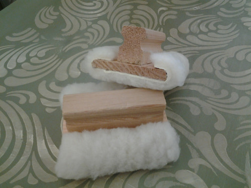 Lambswool Applicator