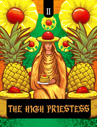 The High Priestess-60ml
