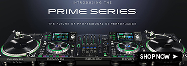 Denon DJ - media players, mixers and turntables