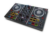 Numark Party Mix DJ Controller with Built-In Lights