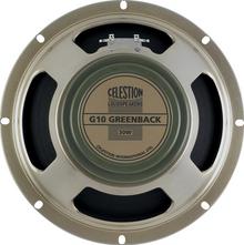 "Celestion Classic G10 Greenback - 10"" 30W"