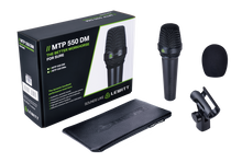 Lewitt MTP 550 DMs Dynamic Microphone with Bypass Switch