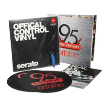 Ortofon DJ Scratch Tutorial Pack - Black