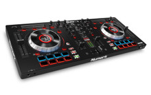 Numark Mixtrack Platinum 4-Deck Serato Controller