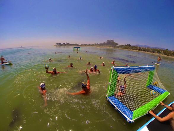 Ocean Water Polo