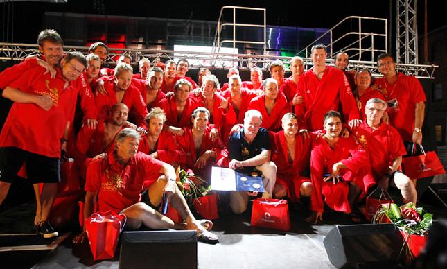 Hungarian Water Polo Federation and KAP7