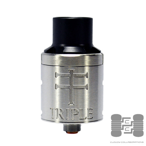The Triple RDA by NYC Vape Hardware