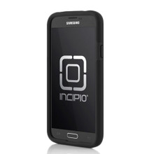 SAMSUNG GALAXY S5 INCIPIO DUALPRO HARD SHELL CASE WITH SILICONE CORE - OBSIDIAN BLACK AND OBSIDIAN BLACK