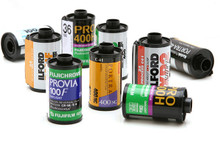 35 MM Color Film Processing