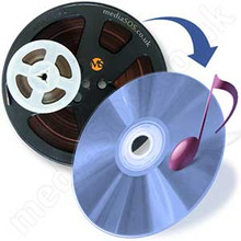Reel to Reel Tape to CD