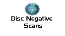 Disc Negative Scans