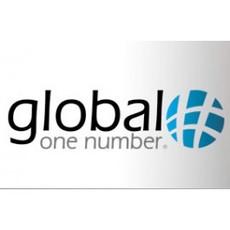Iridium Global One Number - Monthly