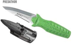 Salvimar Predathor Knife Acid Green