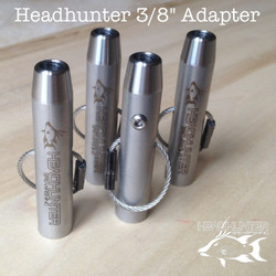 "Headhunter 3/8"" Adapter"