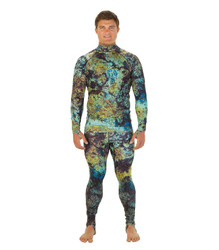 Riffe Rash Guard Top Digi-Tek