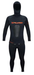 Speared Black NOVO Wetsuit