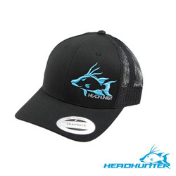 HeadHunter Hogfish Snapback - Black