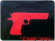 gun overlay