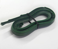 Metallic Green - 1/2 cm
