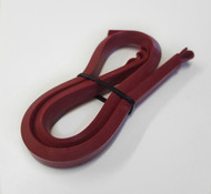 "Metalic Red 0.5cm Trim Strip (approx. 3/16"")"