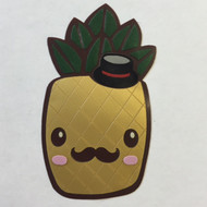 Gentleman Pineapple Patch