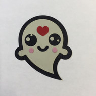 Smiles, Hugs and Hearts Baby Ghostie