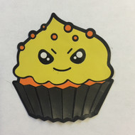 Evil Cupcake - Halloween Patch