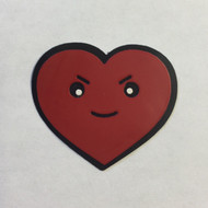 Evil Heart - Halloween Patch