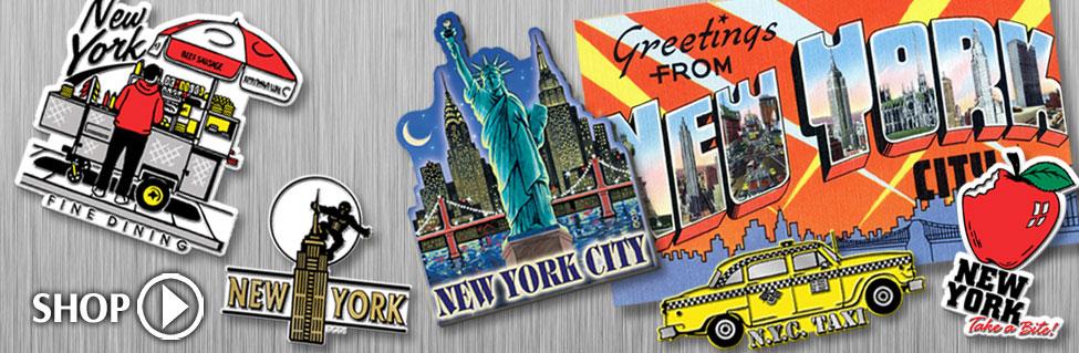 New York Magnets Header