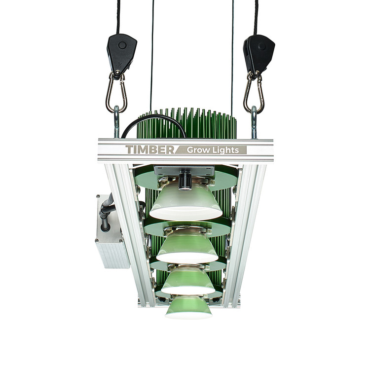 Model 2CL_TimberGrowLights_200_Watt_Linear_Fixture