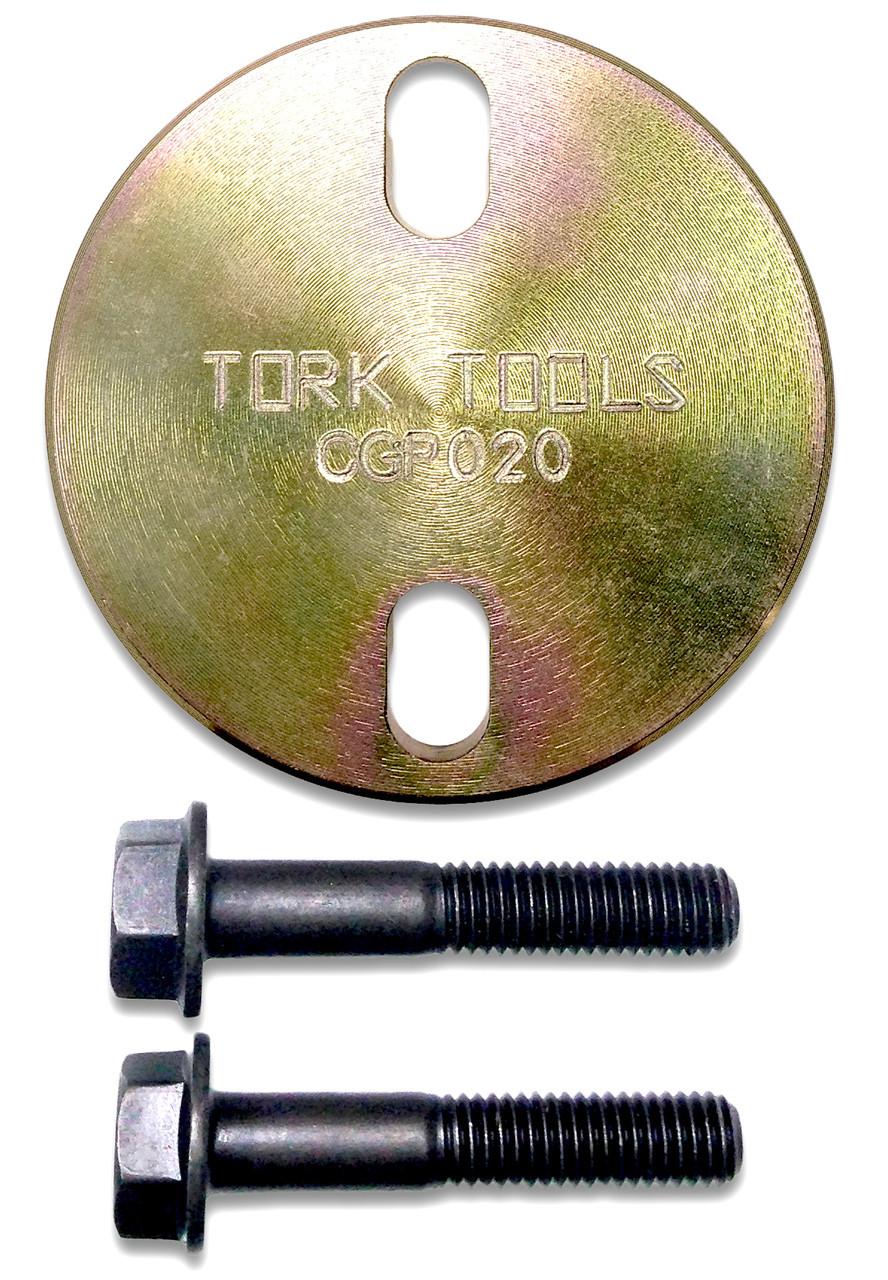 Vp44 Gear Puller Bolt Size : Cummins p injection pump gear remover puller cgp