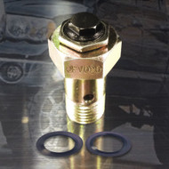 Tork Tek Adjustable Overflow Valve for Dodge Cummins12 Valve and 4BT equipped with Ppump OFV020