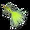 Beaded Micro Buggers - Chartreuse #12
