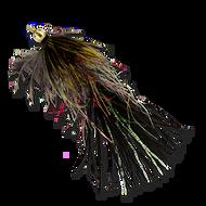 Beadhead Mini Leech - Black #8
