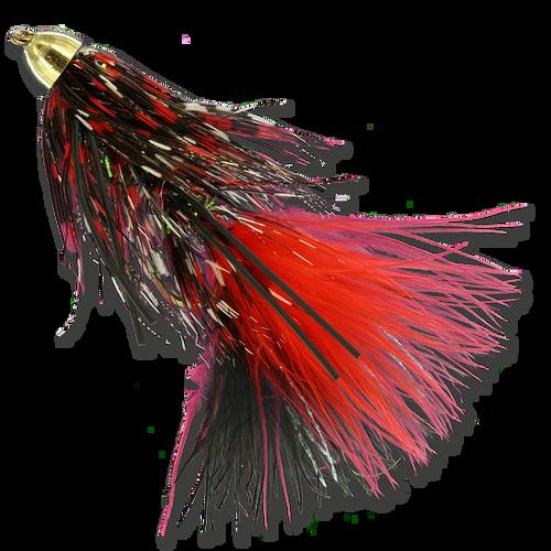 Beldar Rubberlegs - Black/Red #4