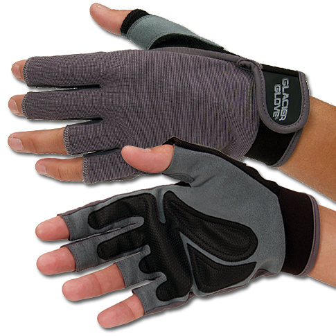 Glacier Glove Fish Fighter Sun Gloves