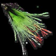 Dirk Wiggler - Black/Chartreuse #1