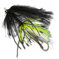 Silvey's Extractor - Black/Green Butt
