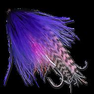 Hartwick Hoser - Pink/Purple Tube